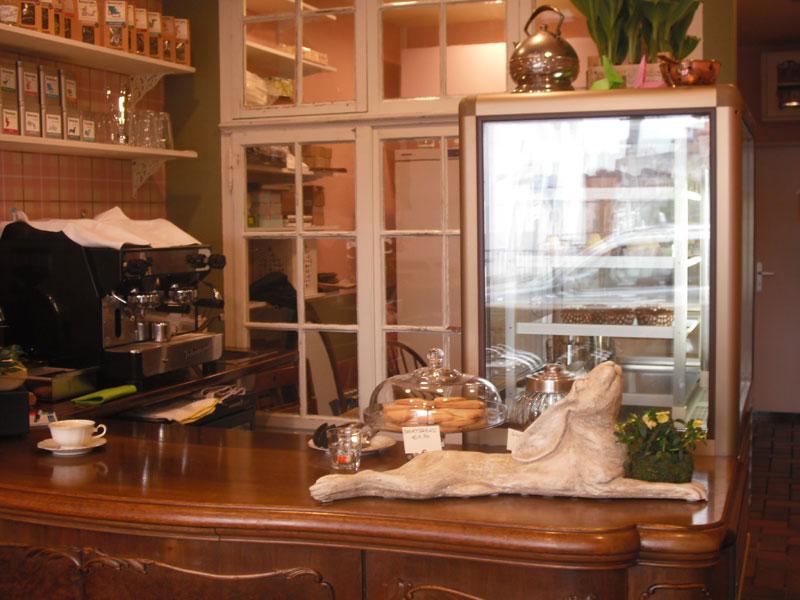 White Rabbit Bremen Tea Room & Café