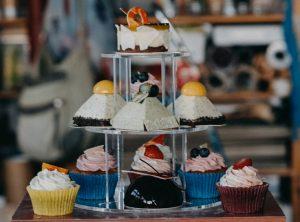 Cupcakes aus dem White Rabbit Bremen. Foto: Marta Urbanelis